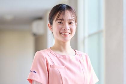 名古屋市歯科医師会附属歯科衛生士専門学校|在校生の声1